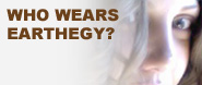 Who Wears Earthegy?
