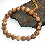 Picture Jasper Mala Power Bracelet