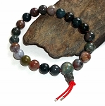 Agate Mala Power Bracelet