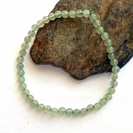 Green Aventurine Stretch Bracelet Mini
