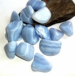Blue Lace Agate Gemstone