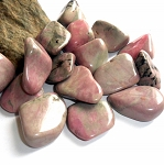 Rhodonite Polished Gemstone