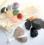 Hibiscus Moon Basic Course Crystal Kit