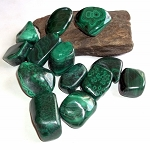 Malachite Polished Gemstone Specimen