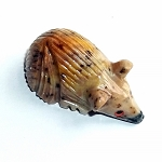 Dolomite Mouse Spirit Animal Carving