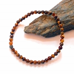 Tigers Eye Stretch Bracelet Mini