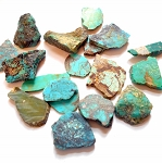 Arizona and Nevada Turquoise Slab 1 to 1.6 Inch