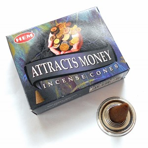 Attracts money incense cones - What colour attracts money ...