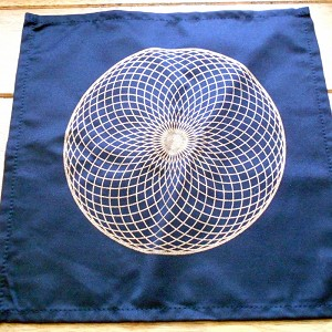 Crystal Grid Cloth - Torus