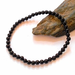 Black Onyx Stretch Bracelet Mini