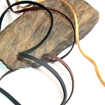 Deerskin Lace Leather Cord 3 Feet