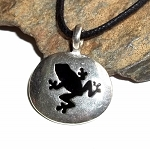 Frog Spirit Unisex Necklace