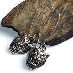 Tiger Spirit Earrings