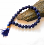 Lapis Mala Power Bracelet