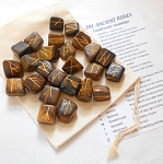 Tigers Eye Rune Set