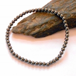 Hematite Stretch Bracelet  Mini