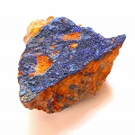 Raw Blue Azurite Specimen 8