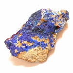 Raw Blue Azurite Specimen 10
