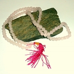 Rose Quartz Japa Mala Prayer Beads