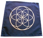 Crystal Grid Cloth - Seed of Life