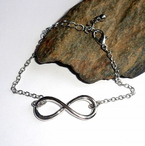 Adjustable Infinity Bracelet